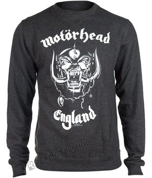 bluza MOTORHEAD - ENGLAND, bez kaptura