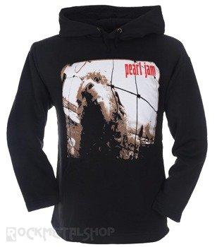 bluza PEARL JAM - VS czarna, z kapturem