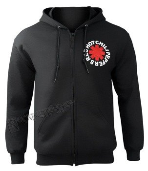 bluza RED HOT CHILI PEPPERS - BSSM rozpinana, z kapturem