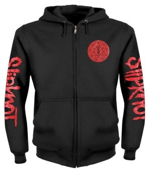 bluza SLIPKNOT - .5: THE GRAY CHAPTER rozpinana, z kapturem
