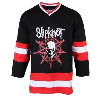 bluza SLIPKNOT - SKULL STAR, hokejowa