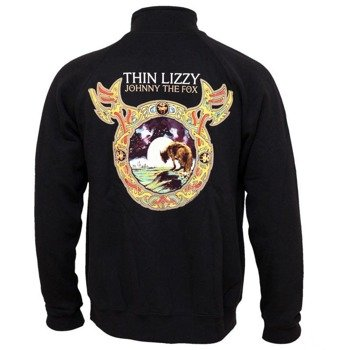 bluza THIN LIZZY - JOHNNY THE FOX, rozpinana bez kaptura