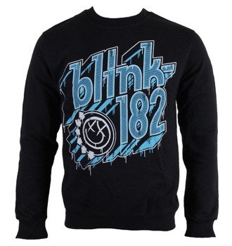 bluza bez kaptura BLINK 182 - DRIP TYPE