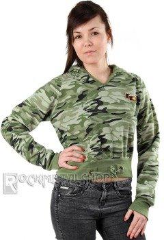 bluza damska MORO GREEN