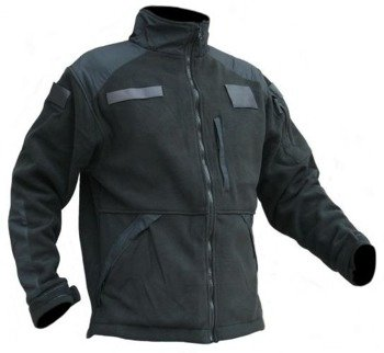 bluza polar POLISH INFANTRY FLEECE BLACK