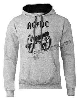 bluza z kapturem AC/DC - FOR THOSE ABOUT TO ROCK HOODIE