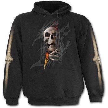 bluza z kapturem DEATH RE-RIPPED