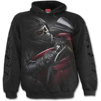 bluza z kapturem DEMON BIKER