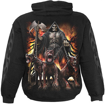 bluza z kapturem DOGS OF WAR