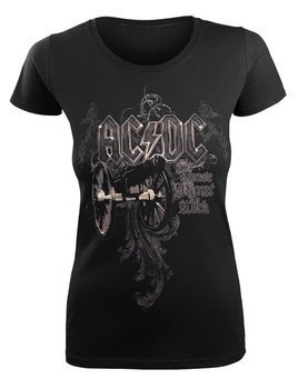 bluzka damska AC/DC - FOR THOSE ABOUT TO ROCK