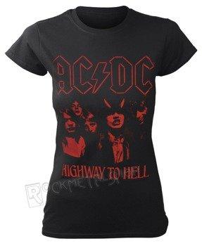 bluzka damska AC/DC - HIGHWAY TO HELL