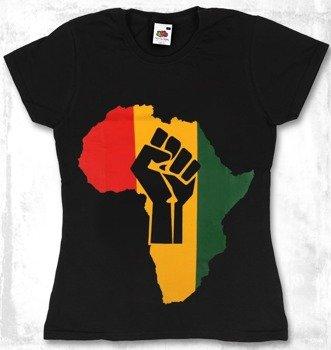 bluzka damska AFRICA
