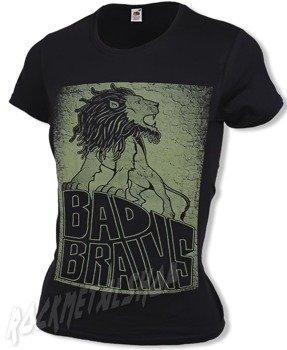bluzka damska BAD BRAINS czarna
