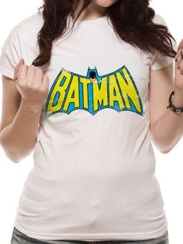 bluzka damska BATMAN - RETRO LOGO