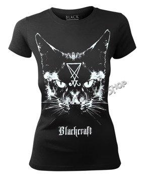 bluzka damska BLACK CRAFT - LUCIFER THE CAT