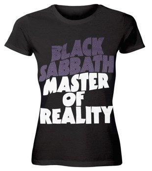 bluzka damska BLACK SABBATH - MASTER OF REALITY