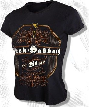 bluzka damska BLACK SABBATH - THE DIO YEARS