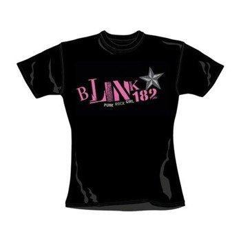 bluzka damska BLINK 182 - PUNK ROCK GIRL