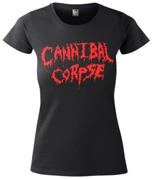 bluzka damska CANNIBAL CORPSE - OLD RED LOGO
