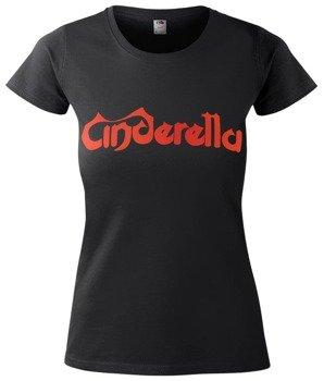 bluzka damska CINDERELLA - RED LOGO