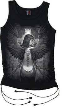 bluzka damska ENSLAVED Spiral, na ramiączkach