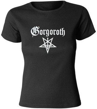 bluzka damska GORGOROTH - LOGO