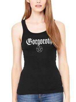 bluzka damska GORGOROTH - LOGO, na ramiączkach