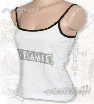 bluzka damska IN FLAMES na ramiączkach