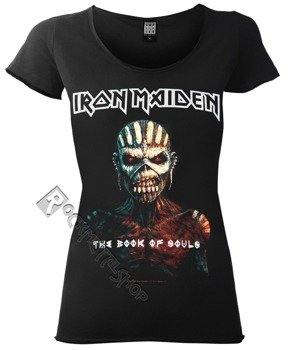 bluzka damska IRON MAIDEN - THE BOOK OF SOULS