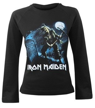 bluzka damska IRON MAIDEN - THE REINCARNATION OF BENJAMIN BREEG z długim rękawem