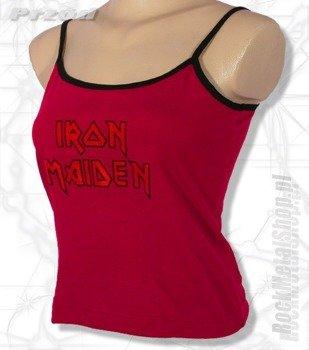 bluzka damska IRON MAIDEN na ramiączkach