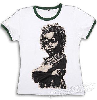 bluzka damska JAMAICA biała