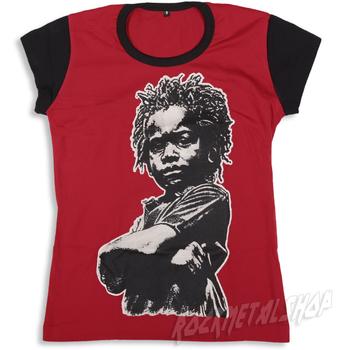 bluzka damska JAMAICA czerwona