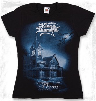 bluzka damska KING DIAMOND - THEM