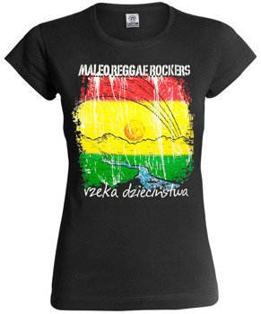 bluzka damska MALEO REGGAE ROCKERS - RZEKA DZIECIŃSTWA