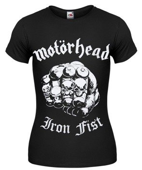 bluzka damska MOTORHEAD - IRON FIST
