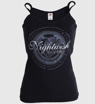 bluzka damska NIGHTWISH - EST.1996, na ramiączkach