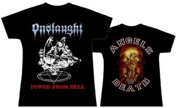 bluzka damska ONSLAUGHT - POWER FROM HELL