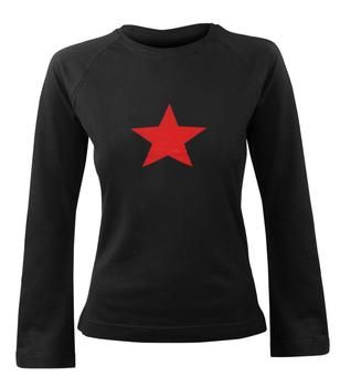 bluzka damska RED STAR