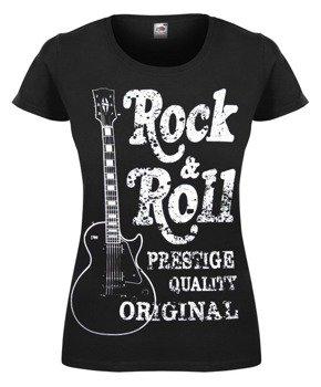 bluzka damska ROCK & ROLL PRESTIGE QUALITY ORIGINAL