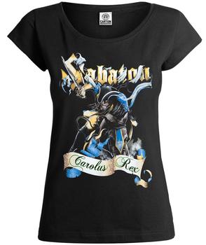 bluzka damska SABATON - CAROLUS REX