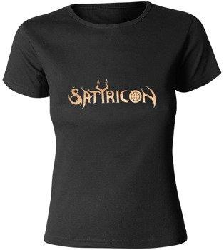 bluzka damska SATYRICON - LOGO