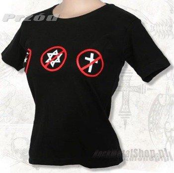 bluzka damska STOP RELIGION