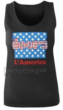 bluzka damska THE DOORS - L AMERICA, na ramiączkach