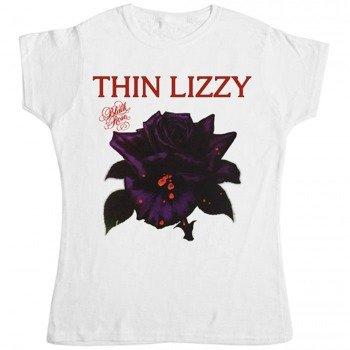 bluzka damska THIN LIZZY - BLACK ROSE