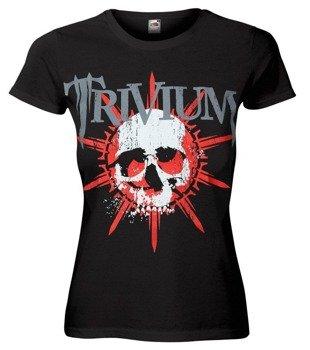 bluzka damska TRIVIUM - SKULL