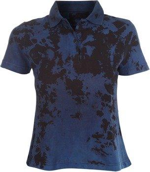 bluzka polo barwiona MOONSPELL - LOGO