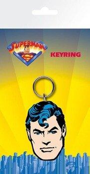 brelok SUPERMAN - FACE