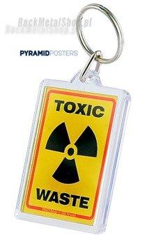 brelok do kluczy TOXIC WASTE (PK8529)