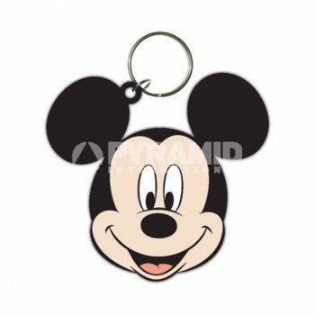 brelok gumowy MICKEY MOUSE - HEAD